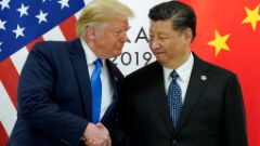 The trade dispute between the US and China remains unresolved.